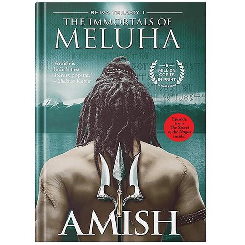 The Immortals of Meluha (Shiva Trilogy)