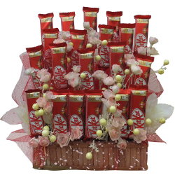 Sensational Nestle Kitkat Chocolate Hamper