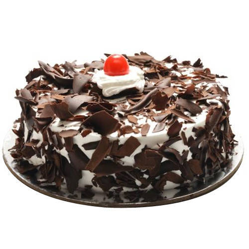 Delectable 4.4 Lbs Black Forest Cake