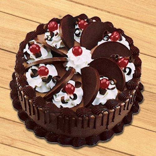 Appetizing Chocolate Cake