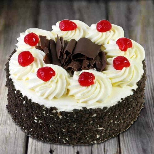 Wholesome 2.2 Lbs Black Forest Cake from 3/4 Star Bakery
