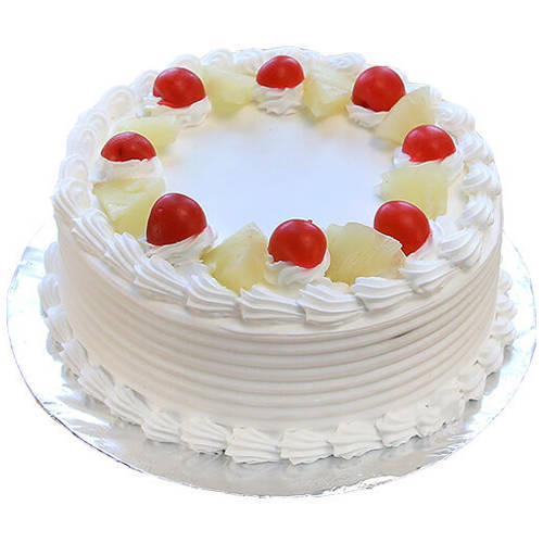 Yummy Vanilla Cake