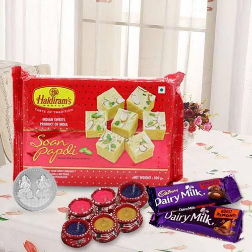 Diwali Time Celebration Gift Hamper