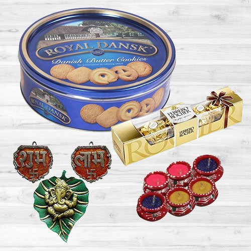 Magical Touch of Prosperity Gifts Hamper