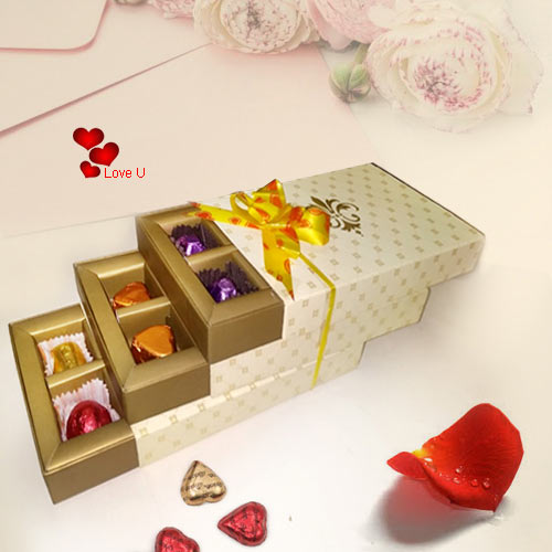 Sweet Hello from the Other Side Valentine Chocolates