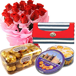 Radiant New Year Delights Hamper