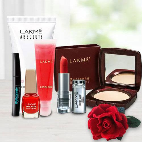 Lakme Make Up Hamper for Beautiful Women