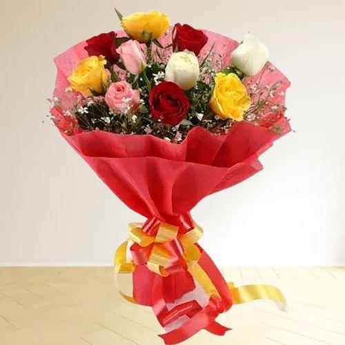 Designed Celebration Floral Bouquet