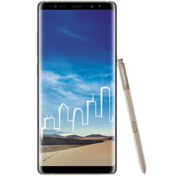 Deliver this Beautiful Samsung Galaxy Note 8 Cell Phone for your beloved ones. This phone has the following features.