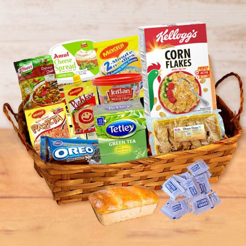 Delicious Breakfast Gift Hamper