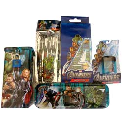 Delightful Avengers Gift Set