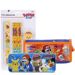 Fabulous Stationery Set in Pokemon Design