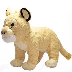 Magnificent Lion Cub Soft Toy