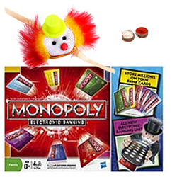 Free Rakhi, Roli , Tilak and Chawal along with An Unique Monopoly Game