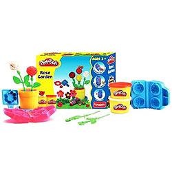Funskool-Play Doh Rose Garden