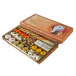 Assorted Decadence Diwali Hamper