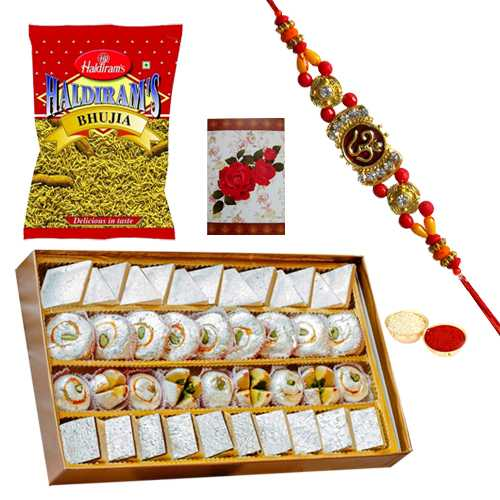 Splendid Pure Love Rakhi Gift Pack