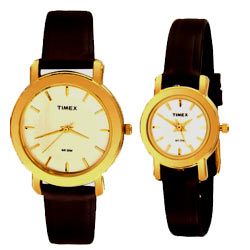 Astonishing Pair of Watches from Timex