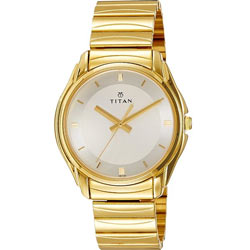 Eye-Catching Ultimate Design Men's Wrist Watch from Titan