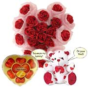 Exquisite Heart of Love Gift Set