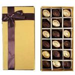 Elegant 18 Pcs. Homemade Chocolates Box