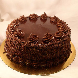 Mouth-watering Eggless Cake