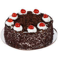 Exquisite Fondness Black Forest Cake