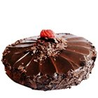 Value-of-Gluttony 1/2 Kg Eggless Chocolate Cake