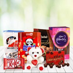 Sumptuous Choco Gift Hamper