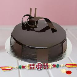 Tasty Cake in Happy Raksha Bandhan Day