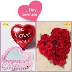 2 Day Love Serenade