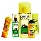 Healthy Hair and Radiant Skin Courtesy Lotus