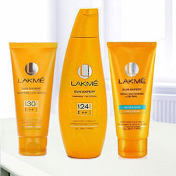 Protection From Sun with Lakme Special Hamper