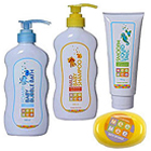 Skin Care Time for Babies with Mee Mee Hamper