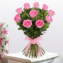 Love Bonanza Rose Bouquet to Zamistanpur