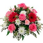 Assorted Flowers Bouquet to Begumpet