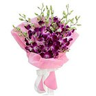 Favorite Collection 8 Orchid Stems Bouquet