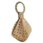 Chic Ladies Handbag in Beige Colour