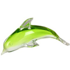 Glass Crystal Dolphin