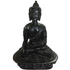 Symbolizing Raison Sitting Buddha in Earth Witness Mudra