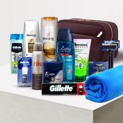 Vibrant Kit Full of Men's Accessories