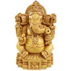 Sandalwood Lord Ganesha
