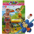 Captivating Chota Bheem Rakhi Gift Collection