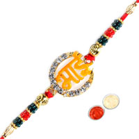 Delightful Bhai Rakhi for your Brother