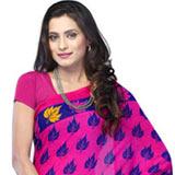Modish Radiance Chiffon Saree