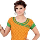Modish Vivacity Crepe Salwar Suit