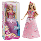 Attractive Celebration Time Barbie Doll Gift Set