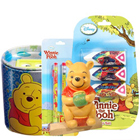 Exclusive Winnie The Pooh Designed Stationery Set