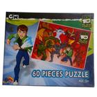 Zapak Games – Ben 10 Alien Puzzle (60 Pieces)