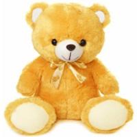 Provocative Stuffed Celebration Special Cream Teddy Bear
